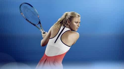 Wear What Sharapova in the Australian Open?